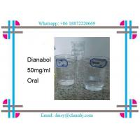 Wholesale 72-63-9 Liquid Oral Steroids Dianabol Anabolic Steroids 50mg/Ml Methandrostenolone from china suppliers