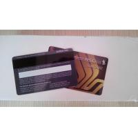 Wholesale Membership Cards with barcode or magnetic strip from china suppliers