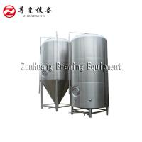 Wholesale 75 - 100MM Thickness Brite Beer Tank , Polished Stainless Steel Tanks For Brewing from china suppliers