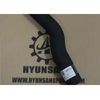 Wholesale 11N6-40110 11N640110 Excavator Hydraulic Hose Black Upper Water Hose For Hyundai R210LC-7 from china suppliers