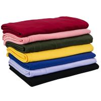Wholesale Knitted 95% Polyester 5% Spandex Milk Silk Four Way Stretch Lining Fabric For Garment from china suppliers
