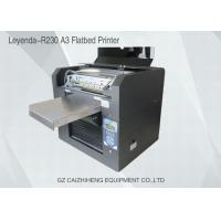 Wholesale Multi Functional Mini Flatbed UV Printing Machine Small Format For Metal Printing from china suppliers