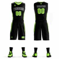 Wholesale NCAA Custom Basketball Jerseys  Sublimation Digital Prting Breathable Comfortable from china suppliers