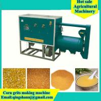 Wholesale Africa Corn Grits Making Machine Corn Grits Machine Maize grits machine from china suppliers