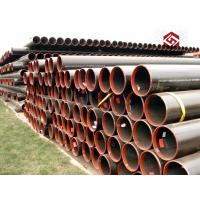 Wholesale Petroleum Round Hot Rolled Seamless Steel Tube St52 DIN1629 / DIN2448 JIS G4051 S20C from china suppliers