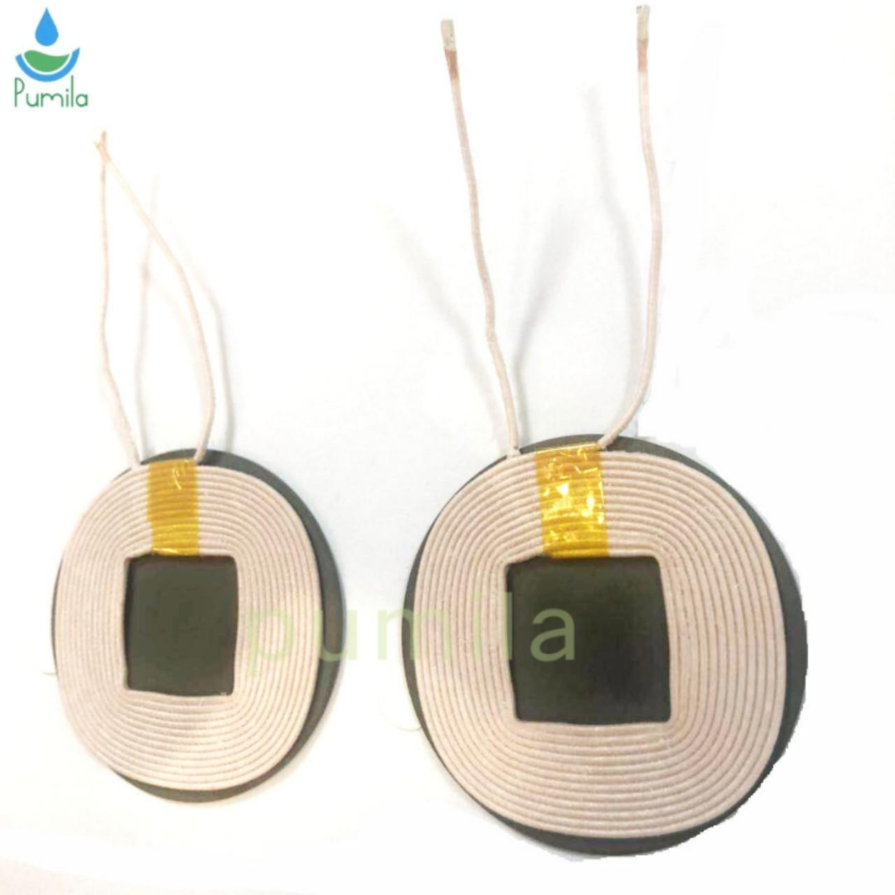 Qi Inductive Coil A12 Ferrite Sheet Wireless Charging TX Coil for sale