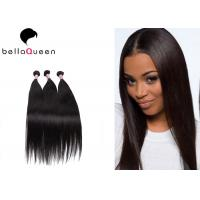 Full Cuticle Intact Brazilian Virgin Straight Hair Extension For Women Manufactures