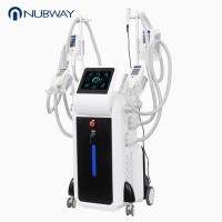 Wholesale 2018 trending products 4 handles fat freeze slimming beauty equipment cryolipolysis beauty machine for fat loss from china suppliers