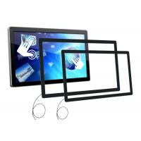 China Surface Light Wave 70inch Multi Touch Screen Overlay touch overlay touch frame HT-SLW-TS70 on sale