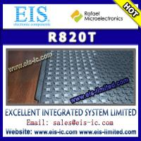 Buy cheap R820T - RAFAEL - Email: sales014@eis-ic.com from wholesalers