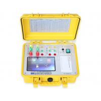Wholesale Comprehensive 100000kVA Transformer Capacity Characteristics Tester from china suppliers