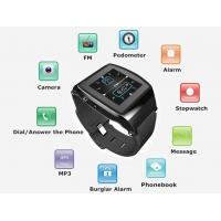 Buy cheap Phonebook Sync Smart Bluetooth Watch Phone Manufacturer BT Headset from wholesalers