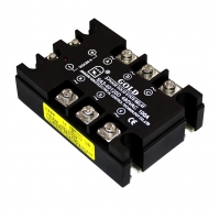 Wholesale Normally Closed 3 Pole Solid State Relay 240d25A 240v from china suppliers