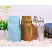 China Custom Printing Aluminum Foil 12 Oz Kraft Paper Coffee Packaging Bag With Valve Wholesale on sale