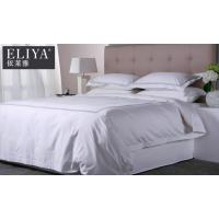 Queen Size Silky Luxury Hotel Modern Bedding Sets Eco - Friendly Manufactures