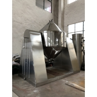 Wholesale 440v Rotary Double Cone Industrial Vacuum Dryer In Food Industry from china suppliers