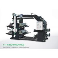 Buy cheap Automatic Flexo Label Printing Machine / Flexographic Printing Equipment from wholesalers