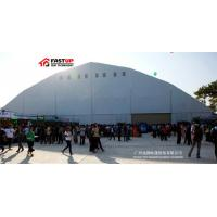 China Transparent Polygon Roof 10 By 10 Canopy Tent , Big Canopy Tent Long Life Span on sale