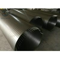 Wholesale Wire Wrap Wound Johnson Stainless Steel Well Screens For Filter Equipment from china suppliers