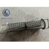 Wholesale Stainless Steel Professional Rotary Reverse Bake Flush Johnson Slot Screen Drum from china suppliers