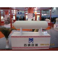 Quality ISO11439 TS16949 CNG Steel Cylinder WIth 250 BAR Pressure 34CrMo Material for sale