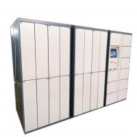 Buy cheap 24 Hours Intelligent Smart Electronic Dry Cleaning Locker Systems with Touch from wholesalers