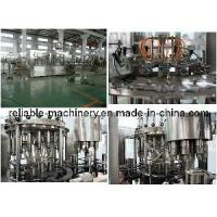 Wholesale Electric Driven Beverage Juice 3-in-1 Automatic Filling Machine (CGFR) from china suppliers