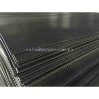Wholesale Black Anti Slip Fine Ribbed Rubber Flooring Mat Horses Stables Animal Rubber Sheets from china suppliers