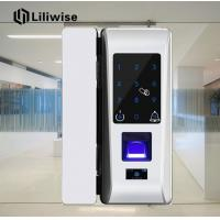 Wholesale Keyless Electric Glass Door Lock With Touch Keypad Big Data Capacity from china suppliers