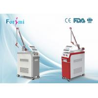 Wholesale Most popular Q switched Nd yag laser machine for birth mark removal pigmentation removal tattoo removal 1.5J painless from china suppliers