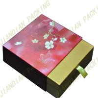 Wholesale Custom Printed Cardboard Chocolate Packaging Boxes for Gift, 1400gsm Grey Board from china suppliers