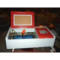 Wholesale Desktop Laser Engraver Co2 Laser Engraving And Cutting Machine For Carving Chapter And Artistic Works from china suppliers