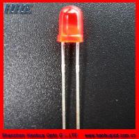 Wholesale 5mm Round Red Diffused Light Emitting Diodes (HH-500CDW503) from china suppliers