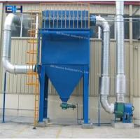 Wholesale PLC Control Construction Dust Collector / Catcher With Over Temperature Alarm from china suppliers