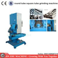 tube grinding machine for square tube and pipe
