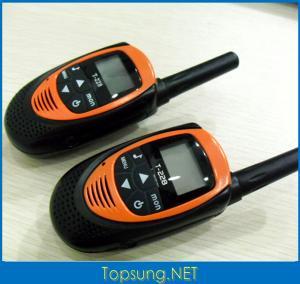 T228 mini pmr 446 radio talky walky