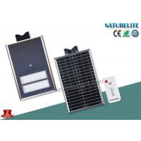 Buy cheap Intelligent System Integrated Led Street Lights 40W Outdoor Street Light Pir from wholesalers