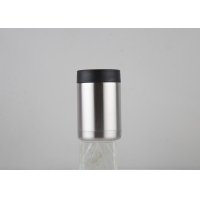 Wholesale 80x100mm 201 Stainless Steel 350CC Insulated Food Jar from china suppliers