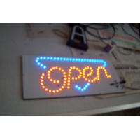 China Ultra Thin LED Sign on sale