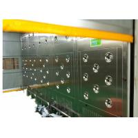 Class 10000 Clean Room Laboratory Stainless Steel Air Shower , PCL Control