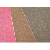 Wholesale Mildewproof  PU Leather Fabric CLB309 Model Customized Color 137cm Wide from china suppliers