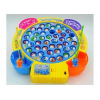 Wholesale Funny Plastic Children's Play Toys Fishing Game Battery Operated With Music from china suppliers