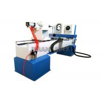 Wholesale Fast Working Speed Computerized Wood Lathe , 380v / 220v Cnc Wood Turning Machine from china suppliers