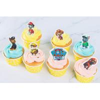 Wholesale PAW Patrol Edible Decorations Sugar Cake Toppers In Bakery Field from china suppliers