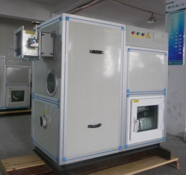 Compact Designed Desiccant Wheel Dehumidifier Dry Air