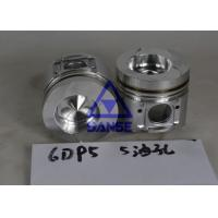 Wholesale 6D95 Diesel Engine Piston Rings , Komatsu Diesel Engine Components from china suppliers
