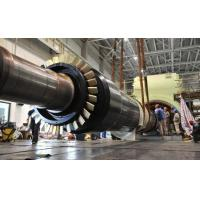 Wholesale Mechanical Generator Steam Turbine Wheel Rotor Forging 15Mw With High Strength from china suppliers
