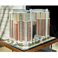 3D Miniature Architectural Model Maker For Residential Apartment With Nice Looking Manufactures