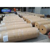 Wholesale 1600mm *4000m Bopp Acrylic Adhesive Tape Jumbo Rolls With No Join And Break from china suppliers