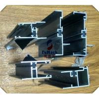 Wholesale Alloy 6063 Extrusion Anodized Aluminum Profiles For Flat Open Windows from china suppliers